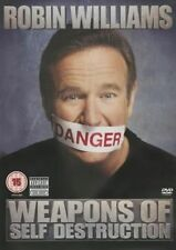 Weapons of Self Destruction * by Robin Williams (Comedy) NTSC