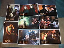 FARSCAPE SET OF 8 MVC POSTCARDS UK EXCLUSIVE PROMO