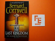 The Last Kingdom By Bernard Cornwell - P/B Book (2013)