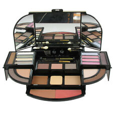 Makeup Case Body Collection Compendium Cosmetic Travel Set Beauty Storage 30pc