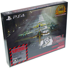 Battle Garegga Rev.2016 Premium Edition PS4 Sony Japan Import PlayStation 4 NEW!