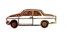 AUTO Pin / Pins - BMW 700 emailliert,weiss [2077B]