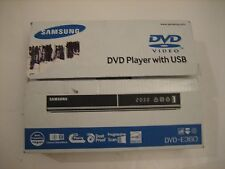 NEW Samsung DVD-E360/ZA DVD Player With Usb Port