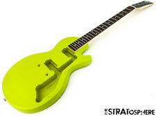 2017 Gibson USA M2 BODY & NECK American Poplar/Rosewood Limited! Citron Green
