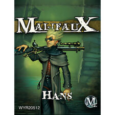 Wyrd Malifaux The Outcasts BNIB Hans