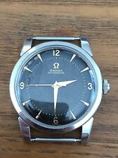 Vintage Omega Seamaster Automatic Cal 500 Stainless Black Dial - Serviced