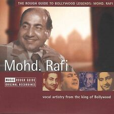 Rough Guide to Bollywood Legends: Mohd Rafi by Rafi, Mohammed