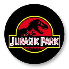 Porte clé Keychain Ø45mm Jurassic Park Film Movie Steven Spielberg Dinosaure