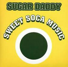 SUGAR DADDY - SWEET SOCA MUSIC - CD SINGLE SIGILLATO