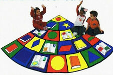 8'x 11' Reading Educational Rug For Schools DAY CARE KIDS ROOM