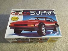 MPC Toyota Celica Supra 1:25 Scale Model Kit 1983 Complete Unbuilt See My Store