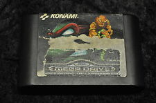 Sega Mega Drive Teenage Mutant Hero Turtles Tournament Fighters