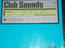 CLUB SOUNDS VOL. 44 - THE ULTIMATE CLUB DANCE COLLECTION (2 CD - 2008) Klaas....