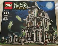 NIB Sealed Retired Lego Set 10228 - Monster Fighters Haunted House
