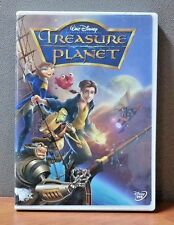 Authentic Disney: Treasure Planet   DVD   LIKE NEW