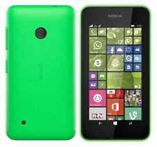 New Nokia Lumia 530 Dual Sim Green 4GB 3G Unlocked Windows Phone 1 Year Warranty