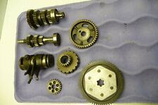#4116 Honda CA200 CA 200 Transmission & Miscellaneous Gears / Shift Drum & Forks