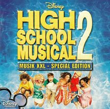 HIGH SCHOOL MUSICAL 2 - MUSIK XXL / CD + BONUS DVD (SPECIAL EDITION)