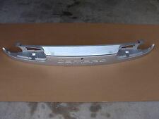93-02 Camaro Z28 Rear Tail Light Center Filler Panel Silver 040717