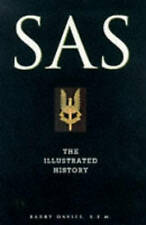 SAS    THE ILLUSTRATED HISTORY...........BY BARRY DAVIES...