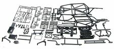 Axial Poison Spyder Wraith MAIN FRAME & Plastic tube set, Chassis tubes AXI90031
