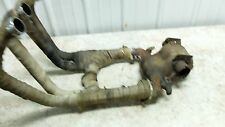 85 Kawasaki ZL900 ZL 900 Eliminator muffler pipe exhaust headers