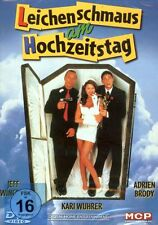 DVD NEU/OVP - Leichenschmaus am Hochzeitstag - Adrien Brody & Kari Wuhrer