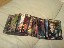 dr who battle in time common cards 4 for £1 ALL COLLECTIONS