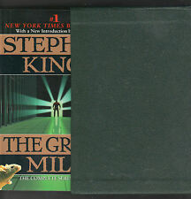 Fine 1997 1st Ed Soft Cover with Slipcase of The Green Mile by Stephen King