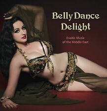 Belly Dance Delight: Exotic Music of the Middle East (VINYL) LP 2014