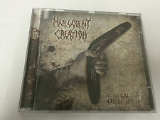Malevolent Creation - Australian Onslaught CD EAN0805019312225