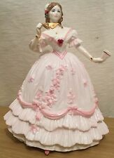 Royal Worcester The Masquerade Begins Limited Edition Figurine