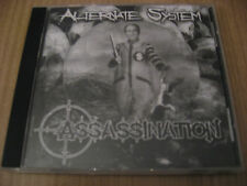 ALTERNATE SYSTEM/ASSASSINATION split CRUST GRIND TWISTED SYSTEM BESTHOVEN