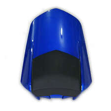 MOTO Blue For Yamaha YZF1000 R1 2004 2005 2006 Pillion Rear Seat Cover Cowl