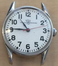 Men's Antique Working Ball Offical RR Standard Model 1604B 21j Wrist Watch