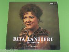 Rita Lantieri Leone Magiera - In Concerto - Bongiovanni LP