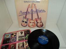 SAVOY BROWN BOOGIE BROTHERS ORIG 1974 LONDON STERLING APS 638 LP EX