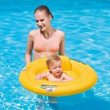 24 inch Inflatable Ring Rubber Pool Swimming Holiday Lounge Travel
