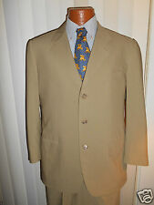 CORNELIANI LINEA SARTORIA TAN Suit  SIZE 42 S  BEAUTIFUL From ITALY..!!