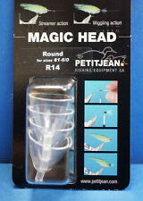 Marc Petitjean 4 St. MAGIC HEAD round R14 Hakengr. #1 - #6/0 MAGIC HEAD R14