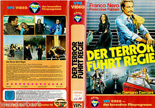 "VHS - "" Der Terror führt REGIE ( How to kill a Judge ) ""(1974) Franco Nero - VPS"