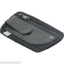 Go Travel Clip on Pouch Wallet Safe Security Card Stash 887 DesignGo Hide Away