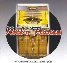 Rock 'n' France : Platinum collection (3 CD)