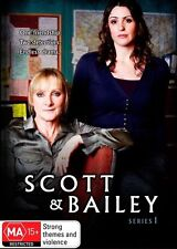 Scott & Bailey Season 1 (DVD, 2011, 2-Disc Set)**R4*VGC*