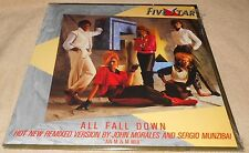 """Five Star~All Fall Down~SEALED~12"""" Vinyl Record Album~1985~RCA Records~PW-14109"""