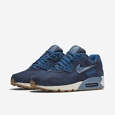 NIKE AIR MAX 90 PREMIUM SUEDE WOMEN'S SHOES SIZE US 8.5 UK 6 EUR 40 818598-400