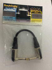 4033685556100 ROCK CABLE PATCH CABLE WARWICK QUALITY  ROCK CABLE SEALED