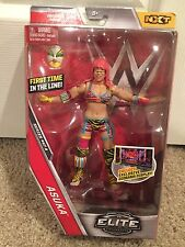 Mattel WWE Elite 47 Asuka First Time in the Line CHEAP Worldwide Shipping