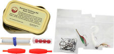 BEST GLIDE BASIC SURVIVAL FISHING KIT - for YOUR PACK OR GEAR BAG, BGFG1179