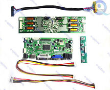 (HDMI+DVI+VGA+Audio)LCD Driver Controller Board Kit for LTM201M1-L01 1680X1050